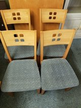 Table and 4 chairs in Lakenheath, UK