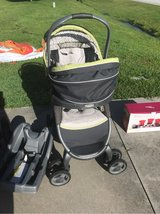 graco click connect stroller in Camp Lejeune, North Carolina