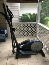 Gold'd Gym Stride Trainer 380 Elliptical in Beaufort, South Carolina