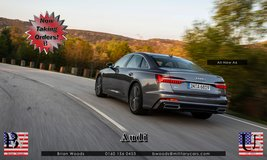All-New A6! in Wiesbaden, GE