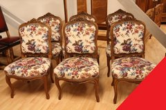 Freddy's - 6 chairs Louis XV in Ramstein, Germany