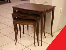 Freddy's - Louis XV nesting tables in Baumholder, GE