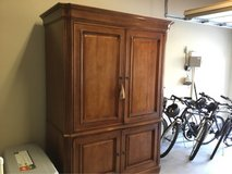TV / entertainment armoire in The Woodlands, Texas