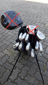 ??GOLF CLUBS FOR SALE !! RH, can be sold seperatly?? in Ramstein, Germany