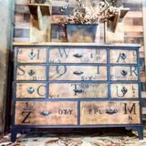 Urban industrial 11 drawer chest LARGE in St. Charles, Illinois