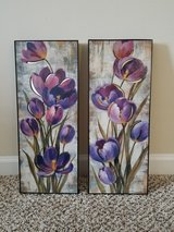 Flower Hanging Wall Art in Tomball, Texas