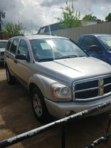 2006 DODGE DURANGO CLEAN TITLE in The Woodlands, Texas