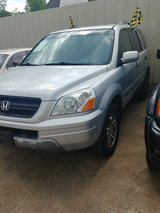 2003 HONDA PILOT CLEAN TITLE in The Woodlands, Texas