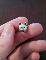 authentic Pandora cat bead charm in Cherry Point, North Carolina