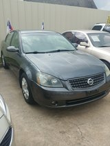 2005 NISSAN ALTIMA in The Woodlands, Texas
