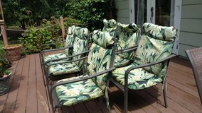 Patio chairs well made in Beaufort, South Carolina