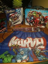 MISC Marvel Comic items in Beaufort, South Carolina