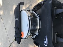Pearl snare with all hardware and bells Case included in Wheaton, Illinois
