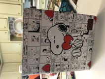 Snoopy tablet cover in Kingwood, Texas