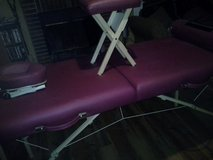 massage therapy table in Camp Lejeune, North Carolina
