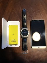 lg g5 bundle with extra battery and lg smart watch in Silverdale, Washington