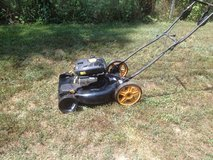 Poulan self propelled mower in Fort Leonard Wood, Missouri