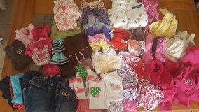 12 Month Girl Clothes Lot in Lockport, Illinois