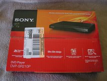 Sony DVD Player DVP SR210P Ultra Slim Design in Naperville, Illinois