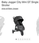 Baby Jogger City Mini GT Stroller (Brand New; Still in Box) in Los Angeles, California