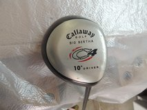Calloway big bertha driver and complete set of XPC irons in Spring, Texas
