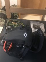Rock climbing gear in Schofield Barracks, Hawaii