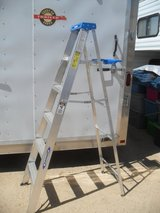 ##  Werner Step Ladder  ## in Yucca Valley, California