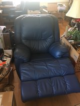 Leather Couch / Sofa + Recliner in Fairfield, California