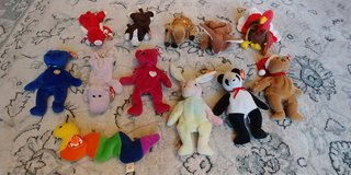 Beanie Babies in Yucca Valley, California