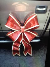 REDUCED GIANT FIBERGLASS CHRISTMAS BOWS in Camp Lejeune, North Carolina