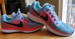 Nike Air Zoom Pegasus 34 Running Shoes in Lockport, Illinois
