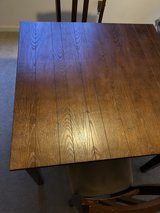 Signature Design by Ashely 5 piece dining table in Vacaville, California