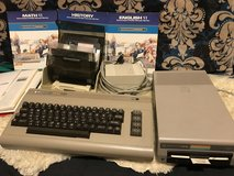 Commodore 64 computer in Fort Lewis, Washington
