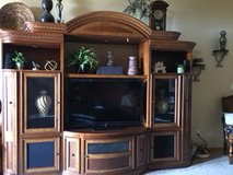 Large Entertainment Center in Alamogordo, New Mexico