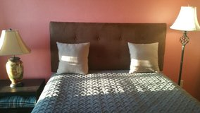 Upholstered Queen Headboard in Alamogordo, New Mexico