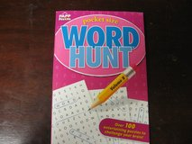 Pocket Size Word Hunt-New in Kingwood, Texas