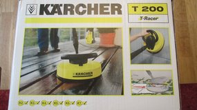 KÄRCHER   Splashguard for High Pressure Washer with Extensions in Ramstein, Germany