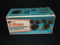 Sears Craftsman 2-Stage Oxy-Acetylene Welding and Cutting Outfit NEW in Bolingbrook, Illinois