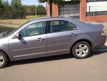 2007 Ford Fusion Automatic,V6,US,Ac in Spangdahlem, Germany