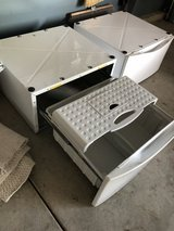 Pair of Kenmore Elite Pedestals for Front Load Washer/Dryer in Chicago, Illinois