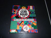 The AMAZING GAME BOARD Book in Warner Robins, Georgia