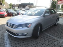 2015 VW PASSAT 2.0L TDI SE in Ramstein, Germany