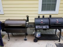 Trager Smoker and Charbroiler in Beaufort, South Carolina