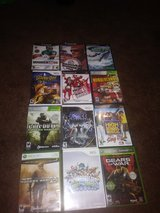 Assorted Video Games in Morris, Illinois