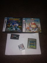 DS and Gameboy games in Morris, Illinois