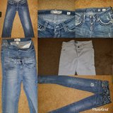 Abercrombie Youth clothes - Perfect condition Shirts, Jeans ect. 13/14, small, medium, 0 in CyFair, Texas