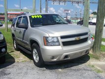 2007 CHEVY TAHOE AUTO COLD AIR 3RD ROW~BLOWOUT~ in Camp Lejeune, North Carolina