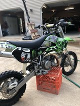 Kawasaki KX65 in Fort Leonard Wood, Missouri