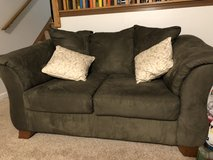 Couch, Love Seat, Clean! in New Lenox, Illinois