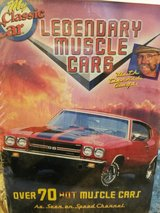 Classic Muscle Car DVD's in Plainfield, Illinois